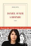 Daniel Avner a disparu