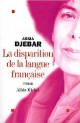 La Disparition de la langue française