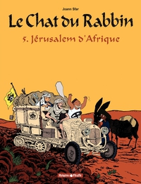Le Chat du Rabbin -T 5 - Jérusalem d'Afrique