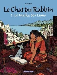 Le Chat du Rabbin - T2 - Le Malka des Lions