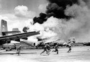Avions bombardés